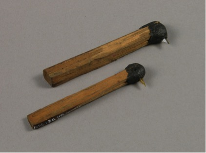 Bloodletting Tool, Mesoamerica, © SFU Museum of Archaeology and Ethnology